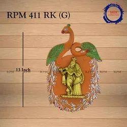 Radha Krishna Peacock
