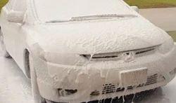 Car Foam Washing Service