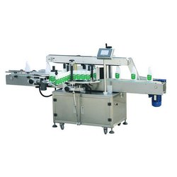 Cosmetic Sticker Labeling Machine
