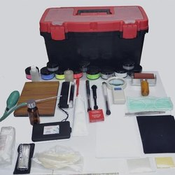 Investigation / Crime Scene Kit in a Carrying Case