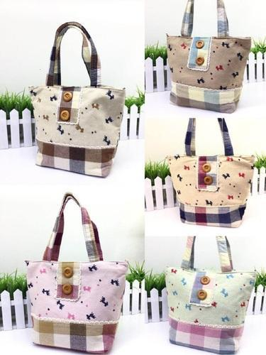 188dfaa853 Printed Shoppertize Women  s Stylish Handbag For College Girls And Women