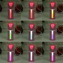 Portable Rose- Shape Aroma Humidifier Air Purifier Essential Oil Diffuser USB Desktop Air