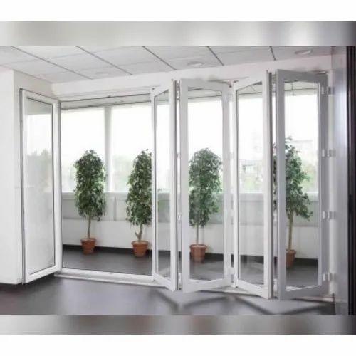 Swing Aluminium Glass Door