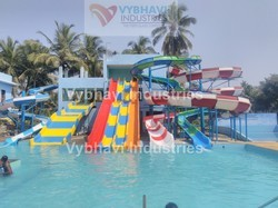 Resort Slide Complex