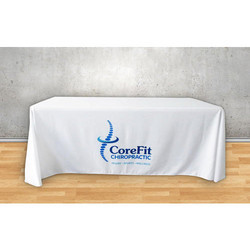Premium White Table Covers
