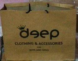 Brown Craft Paper Bags, Dori, Capacity: 5kg