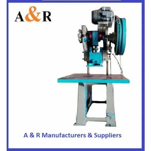 ARMS Semi Automatic Hawai Chappal Making Machine (10 Tonn)