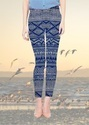 Ladies Printed Jegging