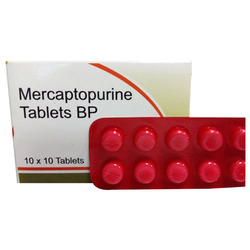 Mercaptopurine Tablets (10x10 Tablets)