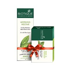 Biotique Bio Morning Nectar Flawless Skin Moisturizer, Pack Size: 120 Ml