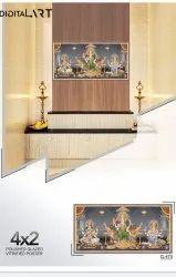 Gloss Elevation Devotional Tiles, Thickness: 10-15 mm, Size: 60 * 120 (cm)