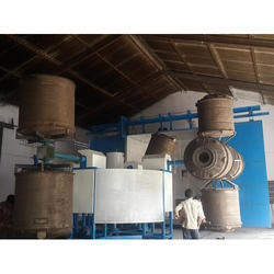 Bi Axial Moulding Machine