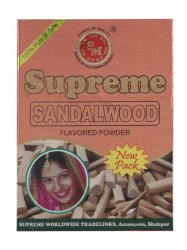 Supreme Sandalwood Powder