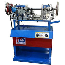 Round V Chain Machine