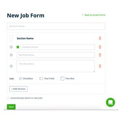 Banking Form Filling Work