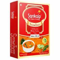 South Indian Heat & Serve Sankalp Frozen Sambar, Packaging Size: 250 G, Packaging Type: Packet