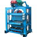 Semi Automatic Laying Type Concrete Block Making Machines