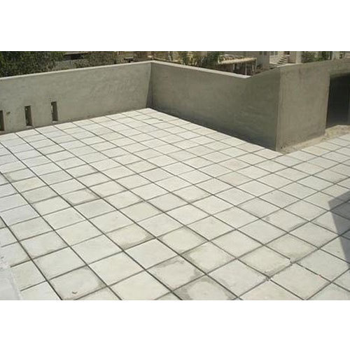 White And Asbestos Cement Terrace Cool Tile, Rs 24 /piece | ID ...