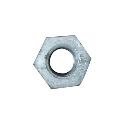 Hot Dipped Hex Nut, Size: M6 - M100 Mm