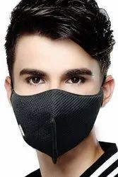 5 LAYER DESIGNER BLACK MASK