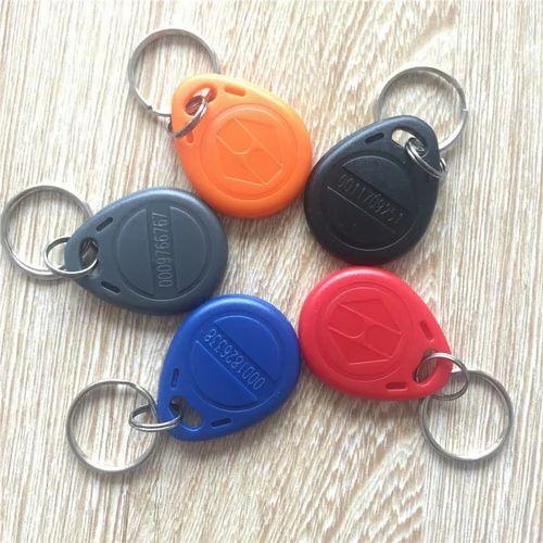 Rfid Tag Key Fob Keyfobs Keychain Ring Token 125khz Proximi