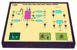 Pulse Amplitude ( PAM ) Mod / Demod Trainer