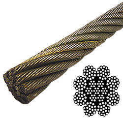 Steel Wire Rope Manufacturers, Suppliers & Wholesalers