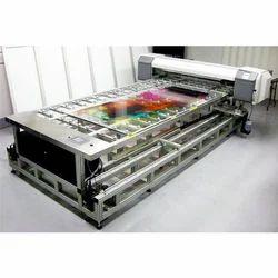 Glass Coating for Digital Printing
