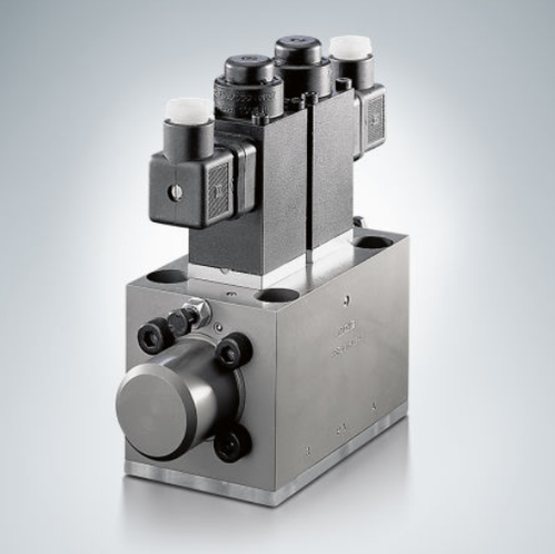 Directional Spool Valves Type HSF, For Control The Direction Of Movement