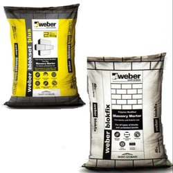 Weber Jointing Mortar