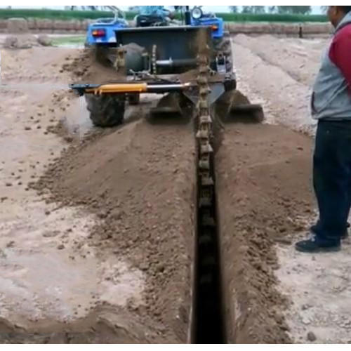 Agriculture Trencher - Sideway Trencher Manufacturer from