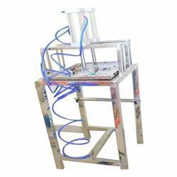 Pneumatic Pressing Machine, Automation Grade: Semi-Automatic