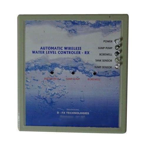 Solenoid Wireless Water Level Controller
