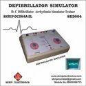 Defibrillator Simulator Trainer