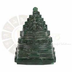 Green Aventurine Shree Yantra