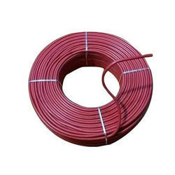 Polyshield Red Electric Wire, 100 m