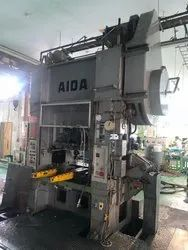 Aida High Speed Stamping Press Line