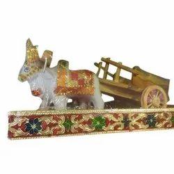 Modern Wooden Bullock Cart