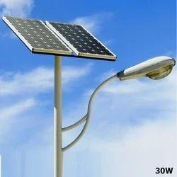 30W Solar Street Light