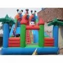Inflatable Slide Bounce