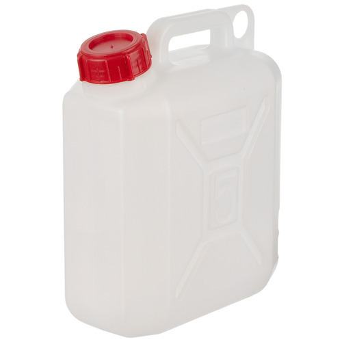 White, Red Chemical Plastic Can, Rs 120 /piece B.R. Enterprises   ID:  14980117897