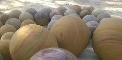 Stone ball,