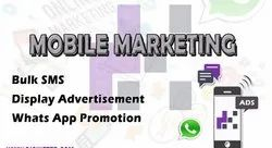 Long Code SMS Mobile Marketing Service For Transactional, Pan India