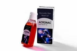 Acronac Ayurvedic Pain Relief Oil