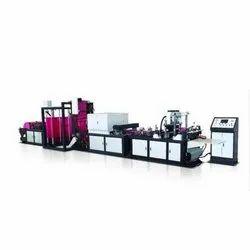 Automatic Cotton Shopping Bag Making Machine