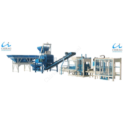 Fully Automatic Hydraulic Block Machine