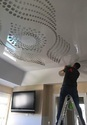 Two Layer Stretch Ceiling