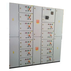 Electric Motor Control Panel, IP Rating: IP44