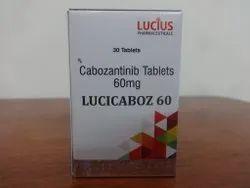 Lucicaboz Cabozantinib 60 Mg