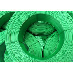Green PVC Coated GI Binding Wire